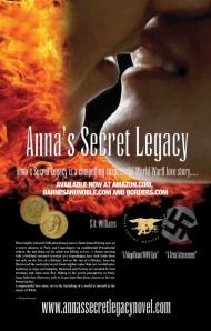 Anna's Secret Legacy Heads to Saratoga