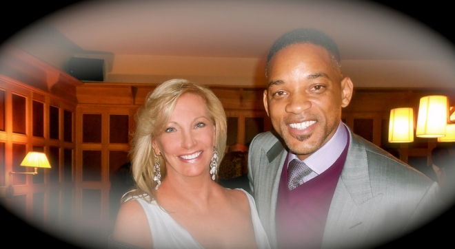 Author Williams & Will Smith