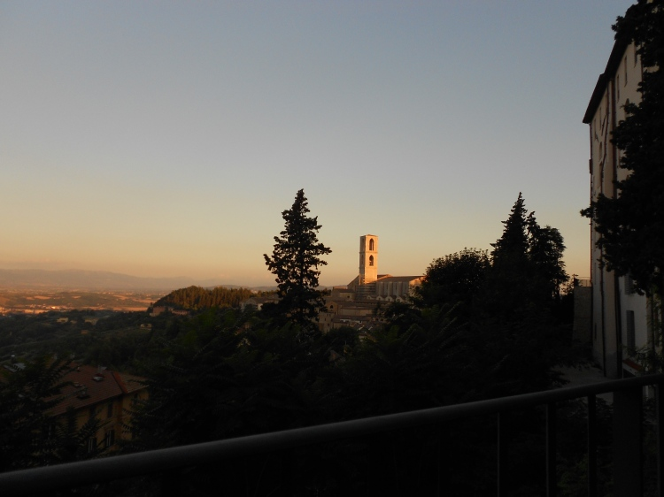 Anna's Secret Legacy-Sunset before Sting Concert @ Umbria Jazz